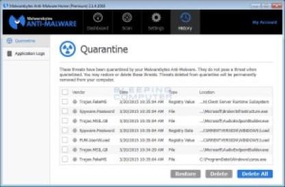 Malwarebytes Antimalware 3.1.2 Key Crack