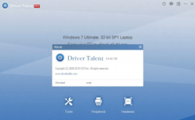 Driver Talent pro 6.5.53.158 Crack Patch Full Download