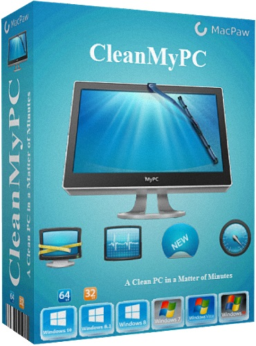 CleanMyPC Crack