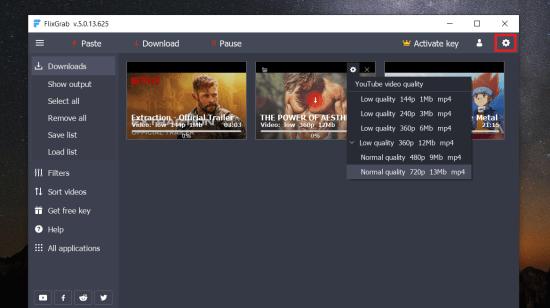FlixGrab Premium Serial Key