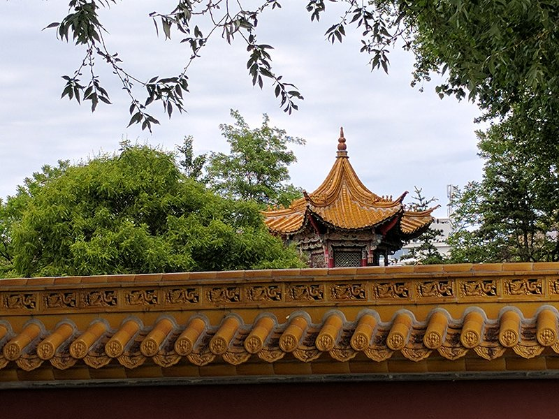 Jardín Chino