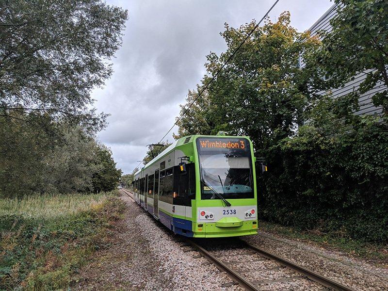 Tranvía de Londres