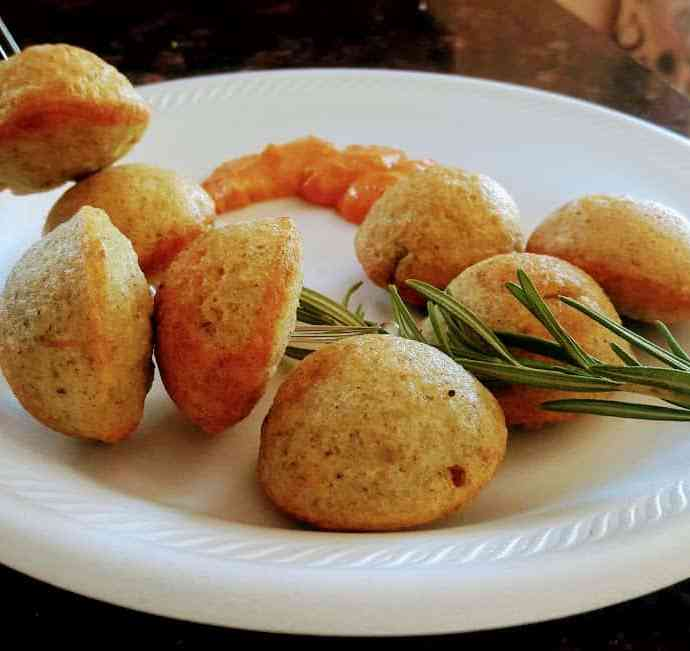 Appe / Paniyaram-Indian Protein packed Breakfast