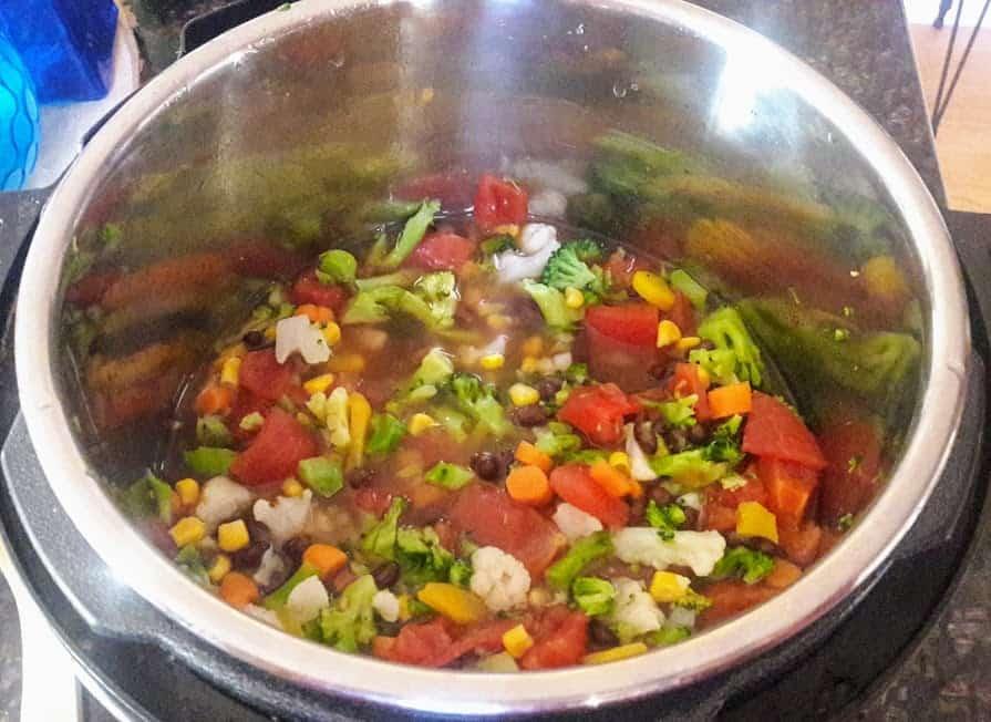 Tortilla Soup - InstantPot