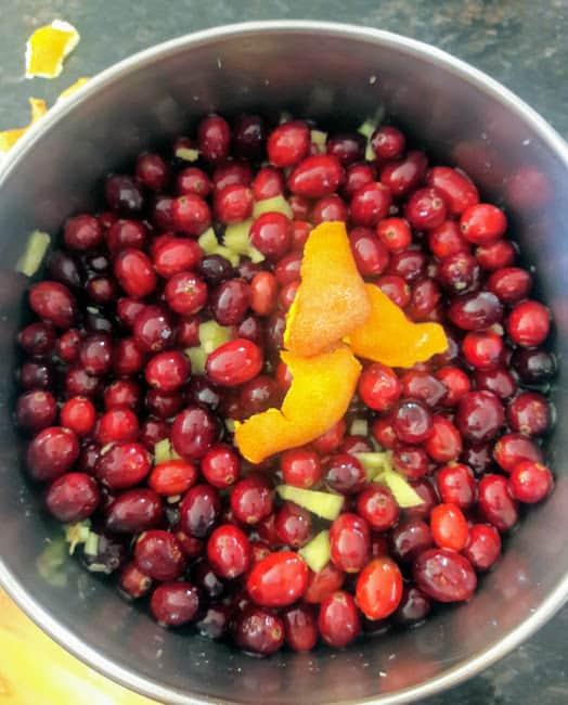 Cranberry Sauce Recipe ProfusionCurry