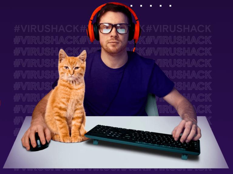 New reality. 2.5 million rubles online hackathon