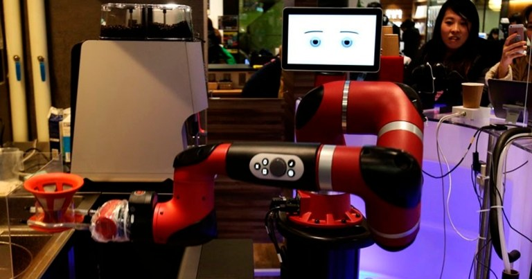 Coronavirus side effect: robots will occupy our jobs even faster