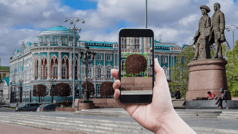 How machine learning saves trees in Yekaterinburg