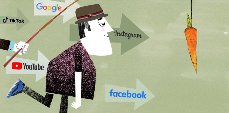 Persuasive Technology – how social media and mobile apps drive our desires