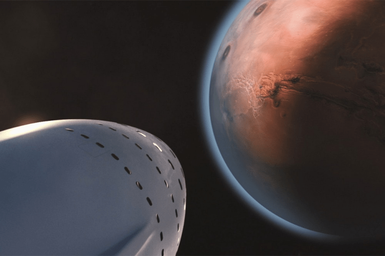 The big Martian problem is energy