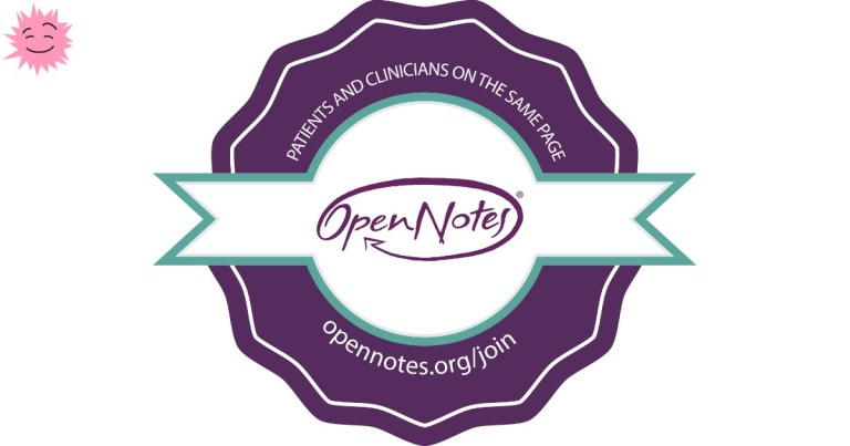 OpenNotes – when the patient knows what he is sick with and how he is treated