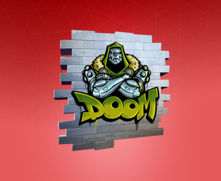 Fortnite Tag of Doom Spray - All New Fortnite Leaked Skins & Cosmetics List (v14.60).