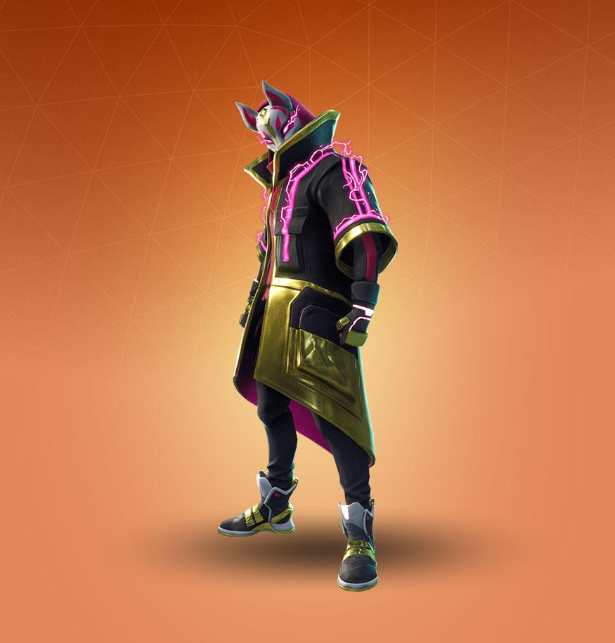 Raven Fortnite Skin Outline