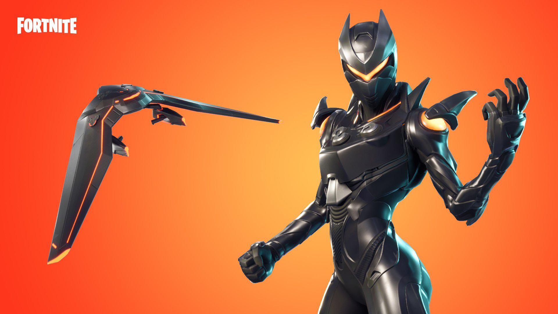Fortnite Elite Agent Skin
