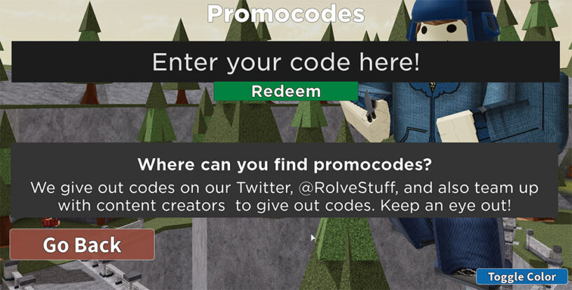 roblox arsenal codes march 2021 pro