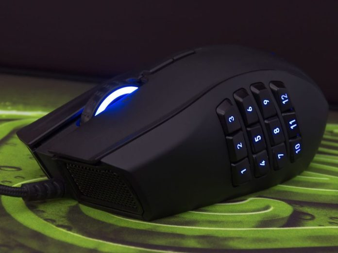 Image of the best mmo mouse