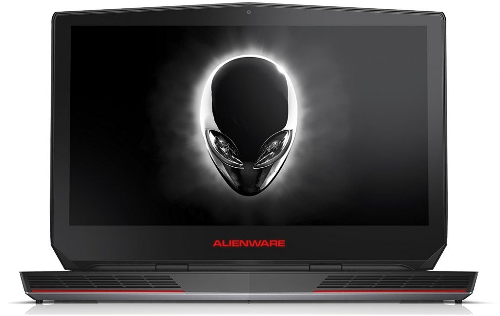 image of Alienware gaming laptop