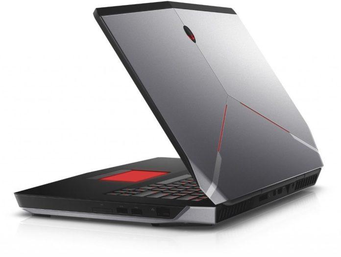 image of Alienware gaming laptop