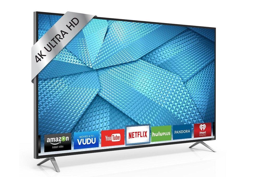 Picture of smart tv from Vizio