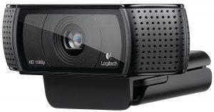 Picture of our favorite Logitech webcam