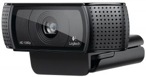 Picture of our favorite Logitech webcam