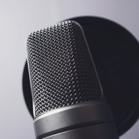 Image of streaming microphone