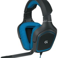 Image of Logitech G430 gaming headset