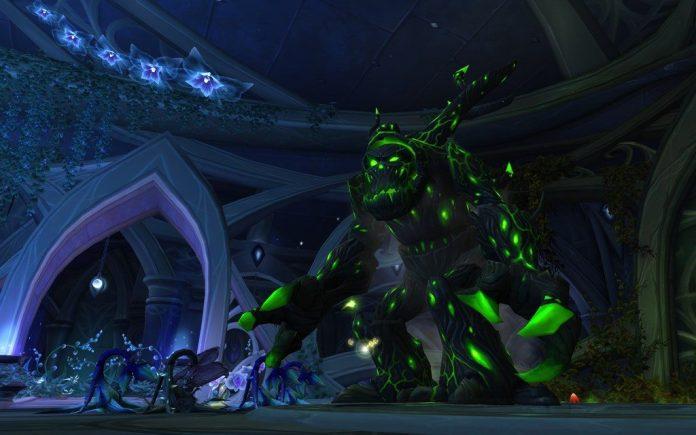 In-game world of warcraft screenshot