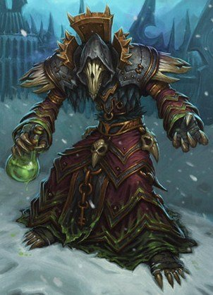 Image of Putress from Warcraft and Hearthstone