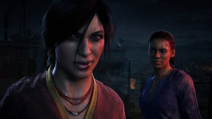 Image from Uncharted lost legacy