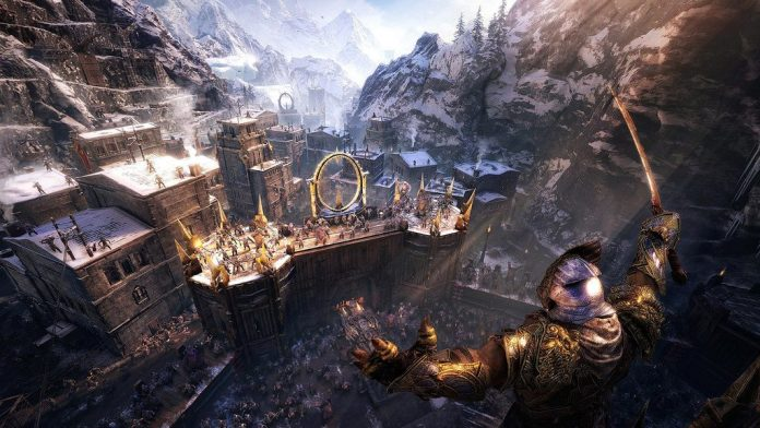in-game screenshot from Middle-earth: Shadow of War