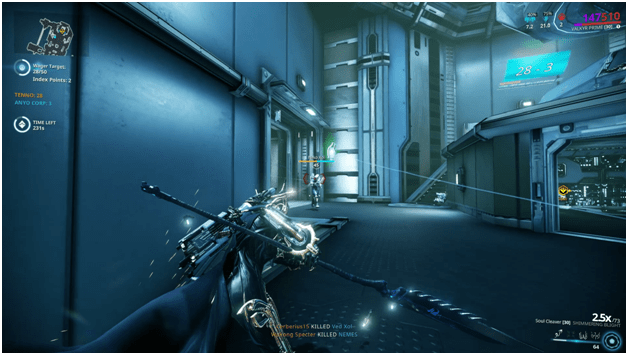 The Index Warframe