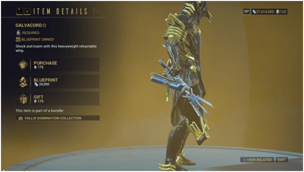 Warframe Best Whip in 2021 - ProGameTalk