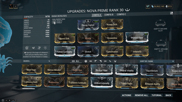 Nova Build 2020 Guide Warframe Progametalk If this article was helpful then please do share it with your friends and family. nova build 2020 guide warframe