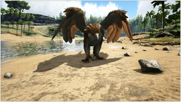 Ark Griffin Guide (Abilities, Taming, Food, Utilization
