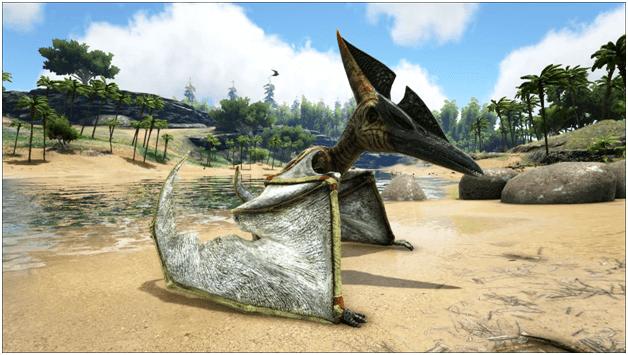 Ark Pteradon Guide (Abilities, Taming, Food, Utilization