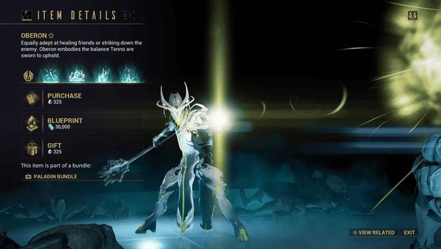 Oberon Prime Build