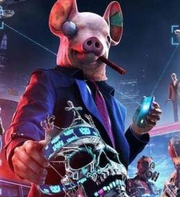 Watch Dogs- Legion
