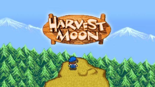 Games Like Harvest Moon