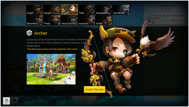 Maplestory 2 Classes Guide Progametalk