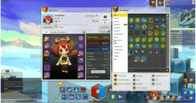 MapleStory 2 Gearing Guide