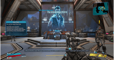 Borderlands 3 The Impending Storm