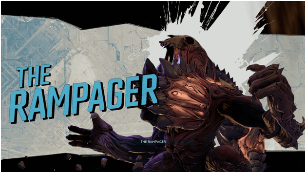 Borderlands 3 The Rampager Boss