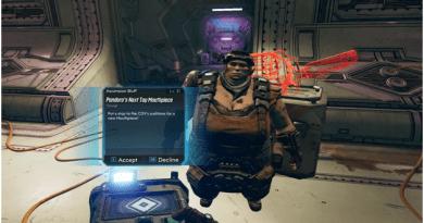 Borderlands 3 Pandora's Next Top Mouthpiece Mission