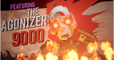Borderlands 3 The Agonizer 9000 Boss