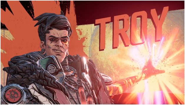Borderlands 3 Troy Calypso Boss