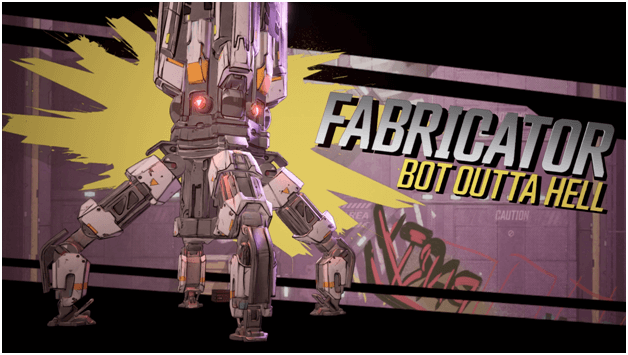 Borderlands 3 Fabricator boss