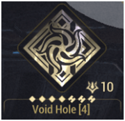 Warframe Void Hole