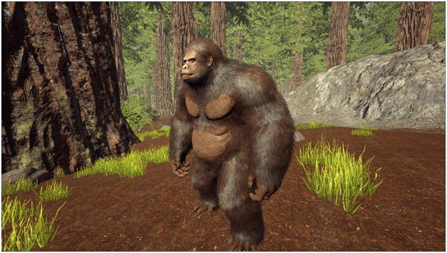 Ark Gigantopithecus