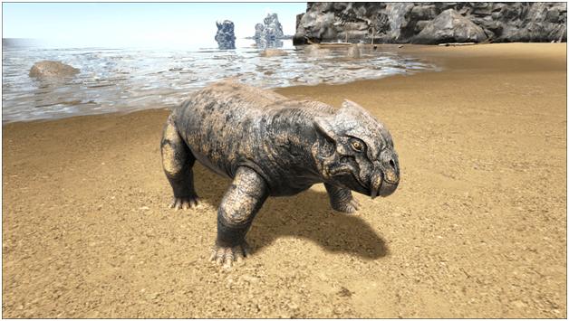 Ark Lystrosaurus